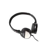 宾果(Bingle)B530耳机头戴式耳机(黑灰色)(立体声高音质,3.5mm镀金插针,音质真实传输,仅100g的重量)