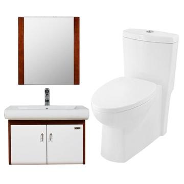 惠达智能马桶 浴室柜hdc6115+hdfl027