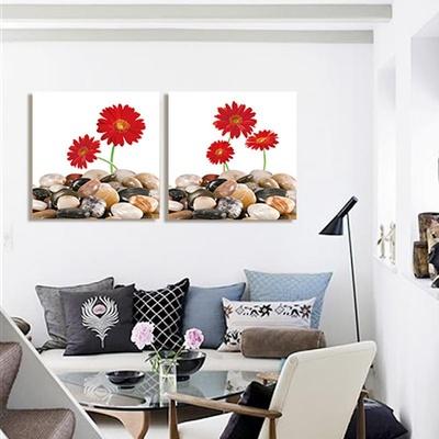 客厅装饰画 餐厅简约墙画