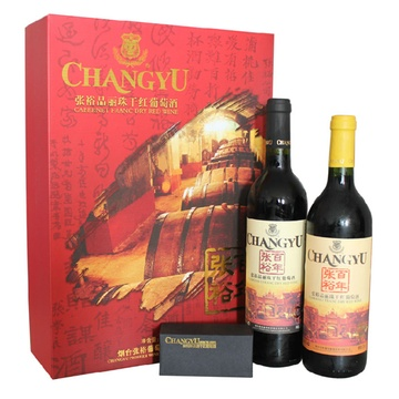 【中国张裕干红葡萄酒】张裕红蜂酒
