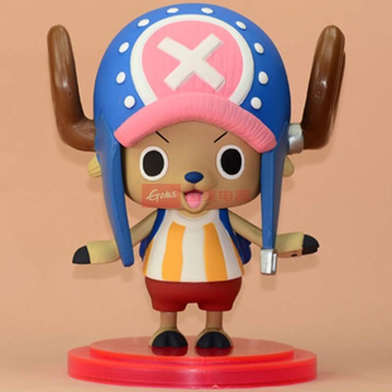 海贼王乔巴2年后新世界 创意礼物玩具
