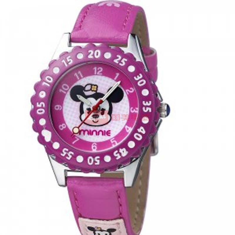 国美为您找到 迪士尼(disney)儿童手表可爱学生表米妮表