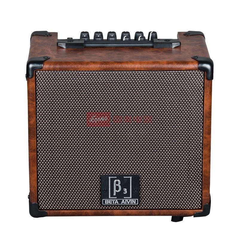 贝塔斯瑞wood15 木吉他音箱 15w 箱琴音箱