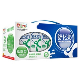 伊利营养舒化奶(低脂型)250ml*12 伊利舒化奶cpp250ml*-伊利舒化图片