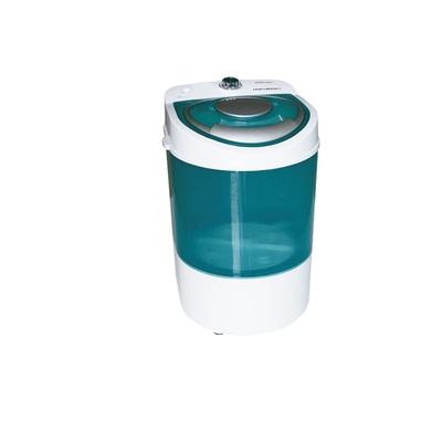 麦勒xpb40-488s单桶洗脱型迷你洗衣机(绿色)