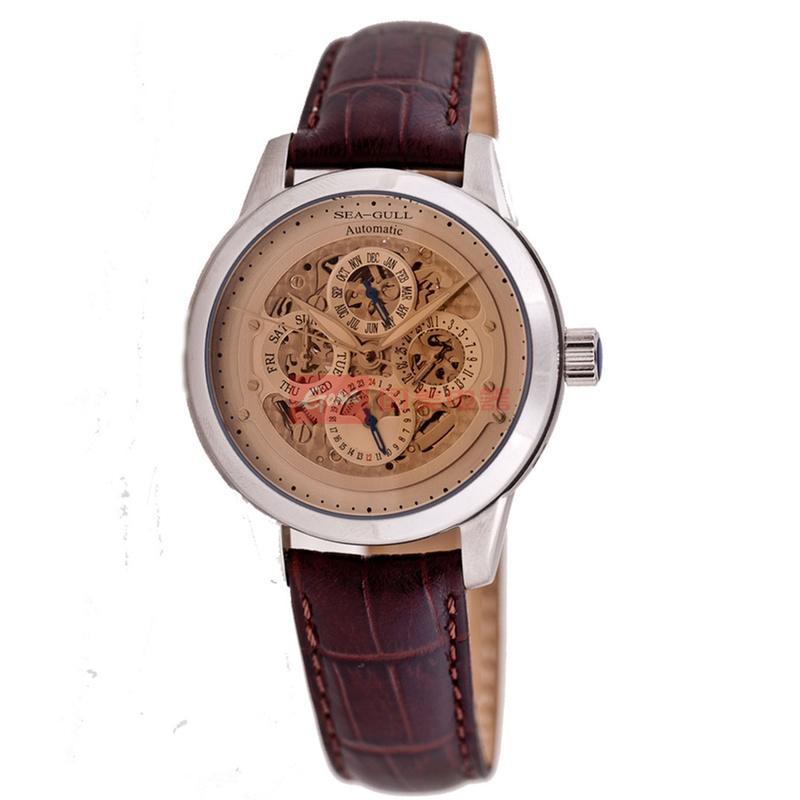 海鸥手表全自动机械表d5332s