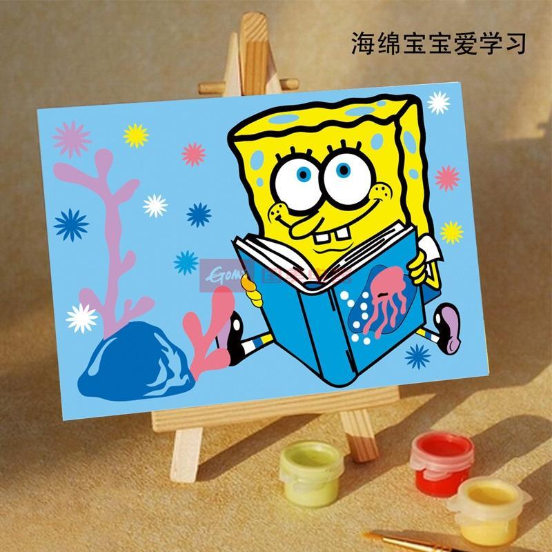 一年级手绘图片