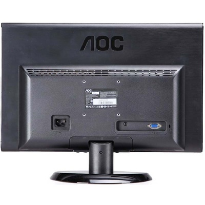 冠捷(aoc) e960sw 18.5英寸led背光液晶电脑显示器高清超薄
