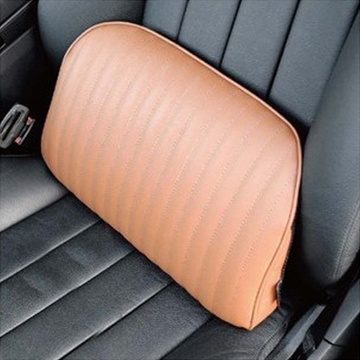 拉米斯汽车座椅头靠 头枕颈枕车用 车内靠枕 腰靠护颈