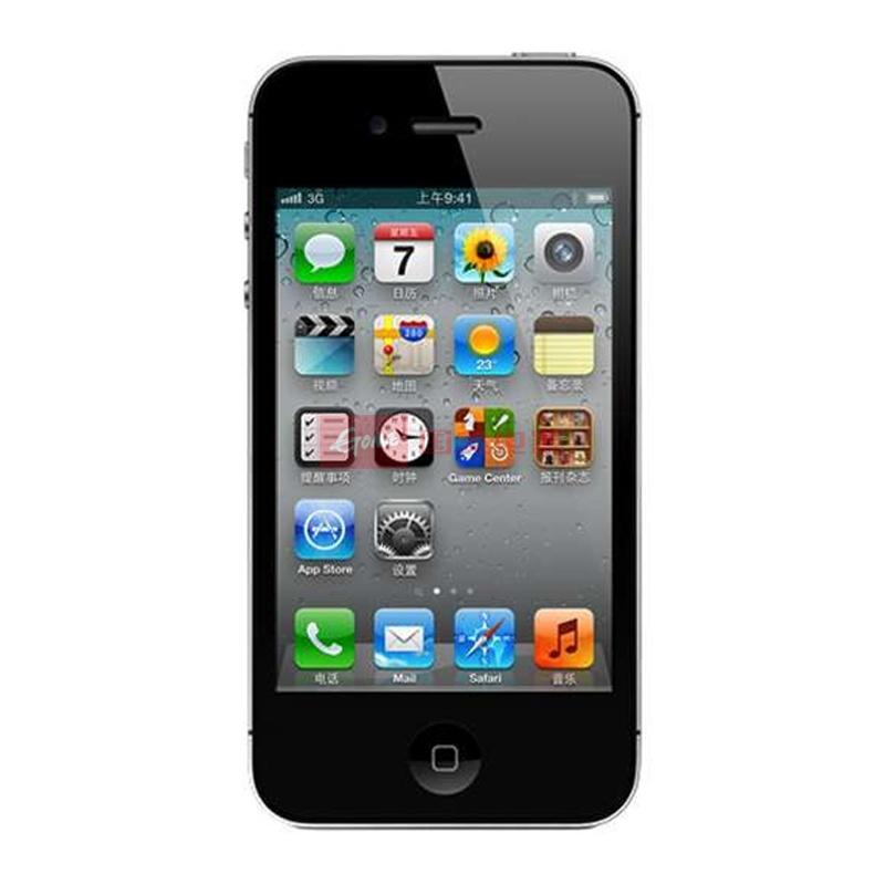 苹果(apple)iphone 4s wcdma/gsm 16g版 3g手机(黑色 标配)