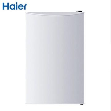 haier/海尔 bc-130a/家用小型电冰箱/迷你/单门/冷藏