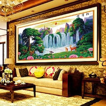 客厅十字绣新款价格,客厅十字绣新款 比价导购 ,客厅十字绣新款怎图片