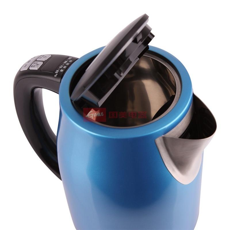北鼎buydeem k603电热水壶 不锈钢智能保温电水壶 多档调温超大容量