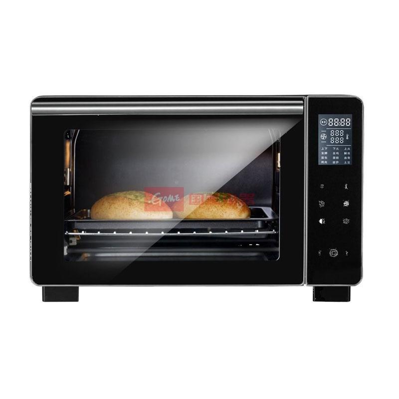 卡士couss 电子式电烤箱 co-2701上下控温发酵