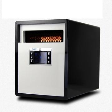 立奇wh80a木箱智能恒温取暖器绝不干燥适合婴儿(黑白配)