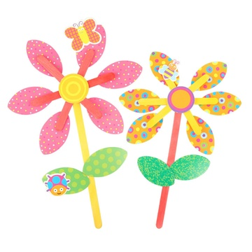 大贸商 手工花孔雀毛毛虫 儿童手工制作 幼儿园 手工粘贴 ef01417