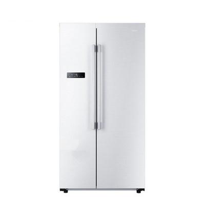 海尔(haier)bcd-579we 579升 电脑 经济型 对开门冰箱