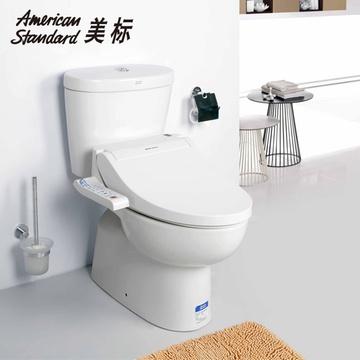 美标卫浴加长节水马桶配智能除臭带烘干马桶盖完美组