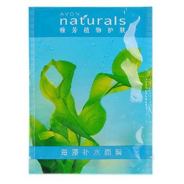 avon/雅芳 植物护肤海藻补水面膜单片装
