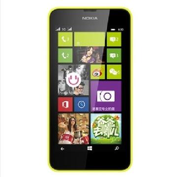 诺基亚(NOKIA)Lumia 630 3G智能手机 ¥744