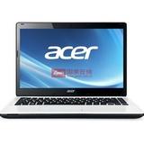 宏�(acer) E1-432-29572G50Dnww 14英寸笔记本电脑2957 2G 500G 白色 w8