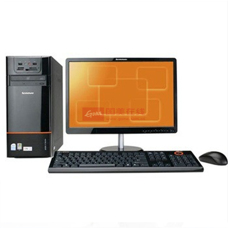 联想h415台式电脑