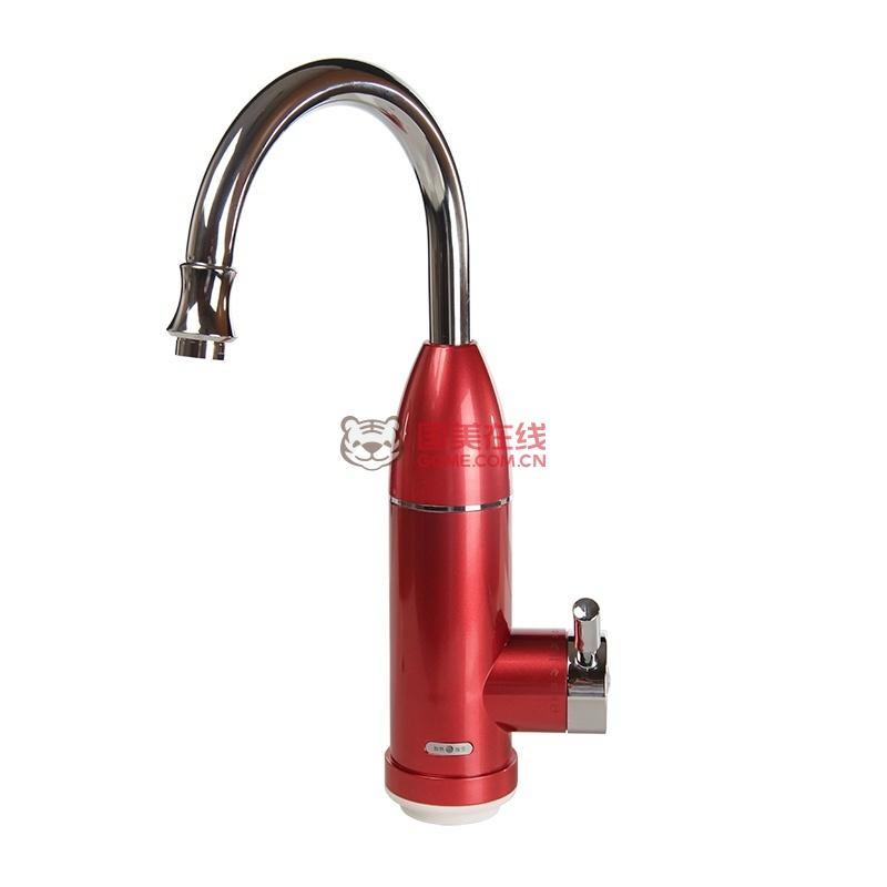 沃尔萨c1电热水龙头 即热式电热速热水龙头 厨房加热器速热水龙头