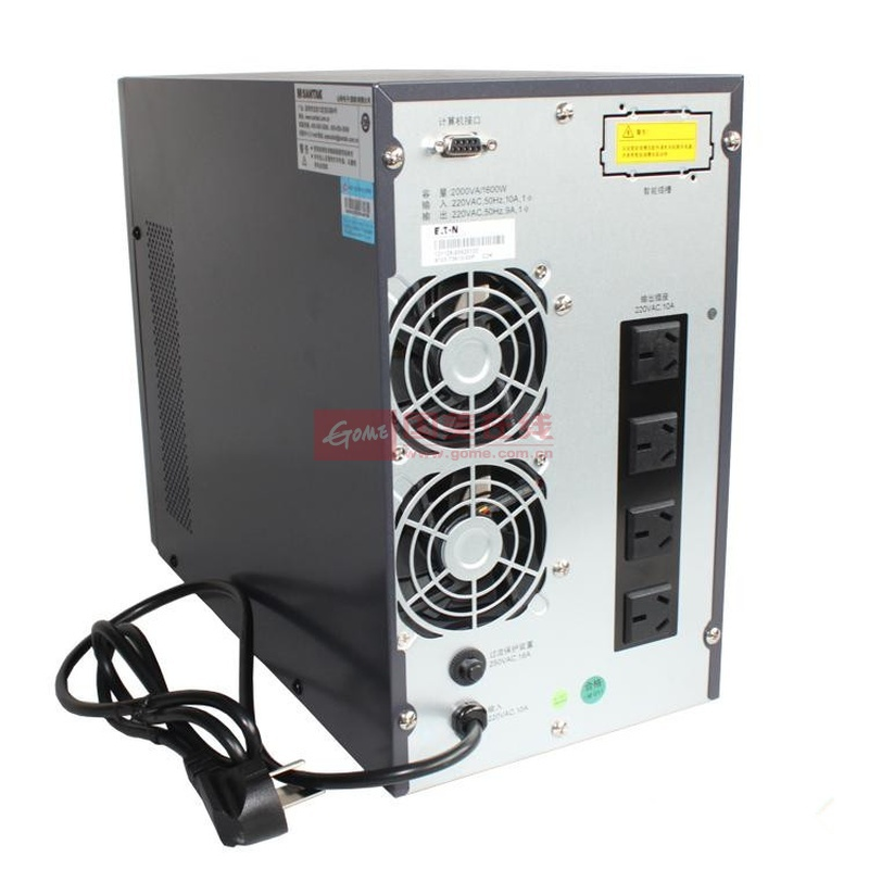 santak 山特 c2k ups不间断电源 稳压电源 2000va/1600w 全国联保3年