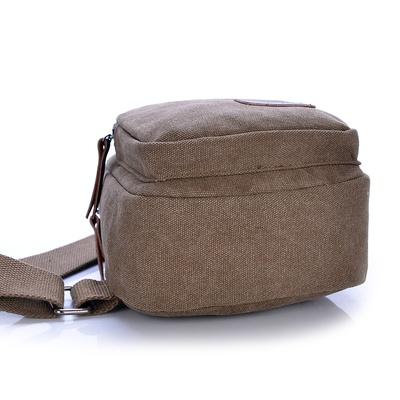 豪利仕2014新款休闲包男款韩版斜跨包时尚帆布包双肩包手提包1037