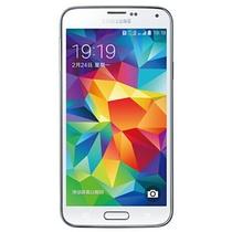 三星(Samsung)G9009W GALAXY S5 电信4G智能手机 双卡四核 电信TD-LTE/CDMA2000(G9009W白色 官方标配)