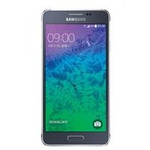 三星(Samsung)G8508S 移动4G手机G8508s g8508sGalaxy Alpha移动版(黑色 官方标配)