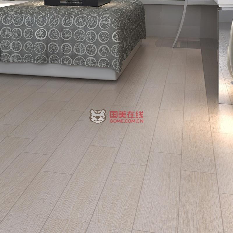 地砖卧室木纹砖仿实木地板砖建材瓷砖防滑地面砖田园