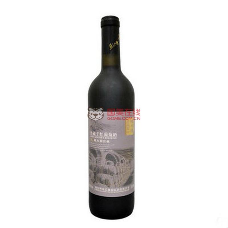 窖藏版92橡木桶明珠长城干红葡萄酒特价整箱-国美