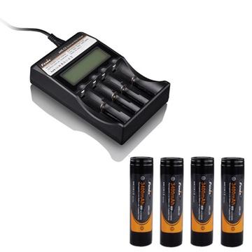 18650原装锂电池充电套装