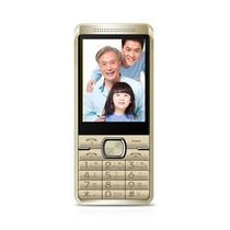 易丰(EPHONE)F2电信3G 手机 超长待机 老人机 CDMA2000/GSM 双模双待(金色)