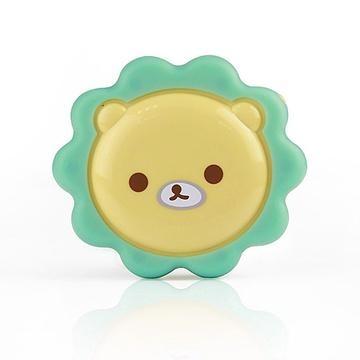 趣玩礼品 奶油小熊迷你充电暖手宝 可爱 迷你 充电宝
