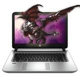 惠普(HP) ENVY 15-k028TX 15.6英寸游戏笔记本电脑 i5 4G 500G 2G显卡(官方标配)