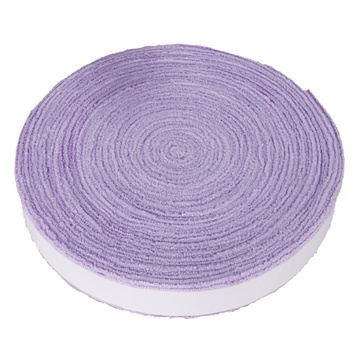 mjian 羽毛球拍 大盘毛巾胶10米 吸汗带手胶(紫色)
