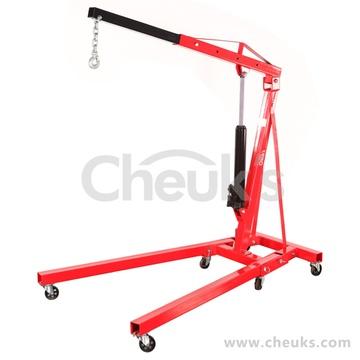 卓仕小型吊臂机 货吊车发动机吊机 吊料机起重机 sdj20
