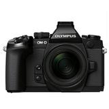 奥林巴斯(OLYMPUS)OM-D E-M1 ED  EM1 12-50mm F3.5-6.3 EZ 套机(黑色 官方标配)