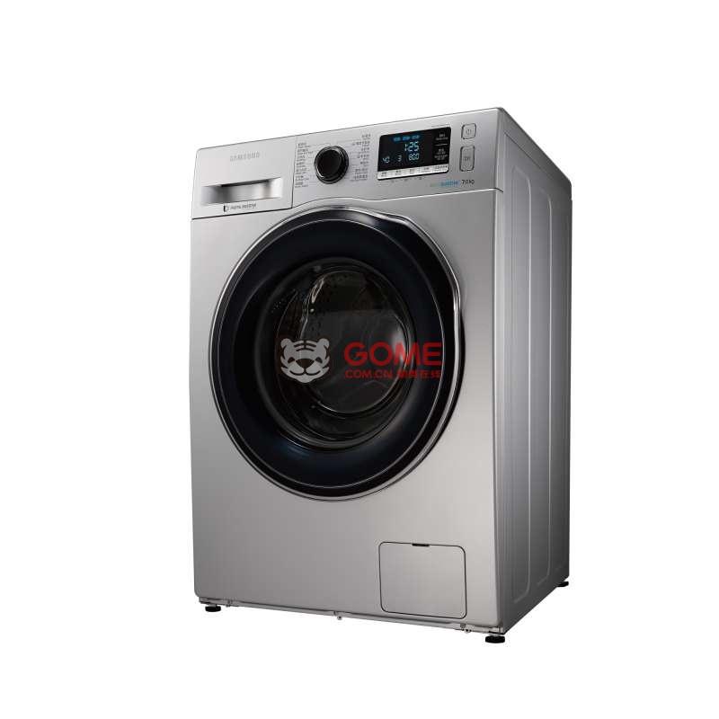 三星7公斤滚筒洗衣机 ww70j5280gs/sc