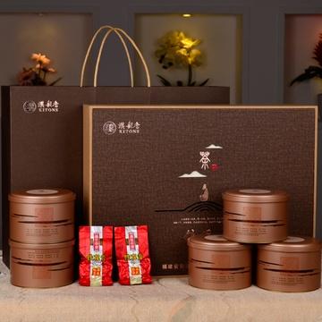 祺彤香 中秋茶礼 铁观音茶叶500g礼盒装