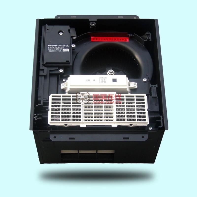 松下浴霸fv-30bus2c/fv-30bu2c多功能暖风机自带排气