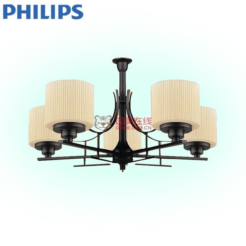 飞利浦吊灯灯具灯饰现代简约欧式客厅餐厅卧室雅致五