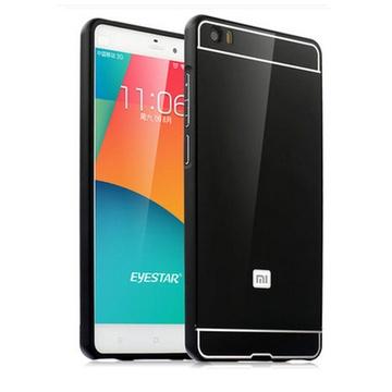 小米note手机壳小米note手机套金属边框式保护壳硬5