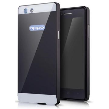 r8007手机壳r1s手机壳r829t金属边框后盖r8000
