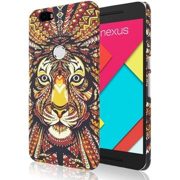 icooya 彩绘浮雕动物手机壳手机套 适用于华为nexus