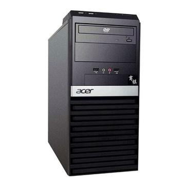 宏碁(acer)商祺n4630 台式电脑(g3260 2g 500g dvd 集显 键鼠) 标配图片