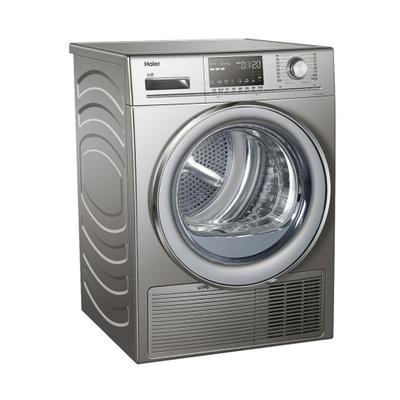 海尔(haier)gdne8-a686u1 8公斤全自动滚筒8kg变频低温烘热泵式干衣机