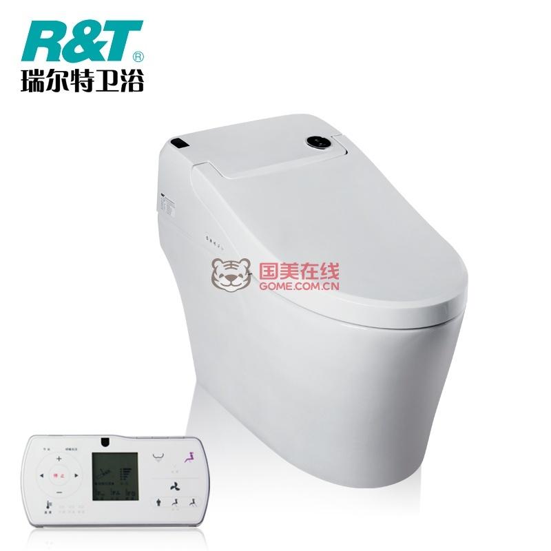 瑞尔特r&t 智能马桶 全自动一体式即热遥控自动冲刷